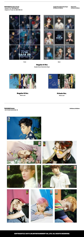 EXO - THE WAR [Korean Ver.]