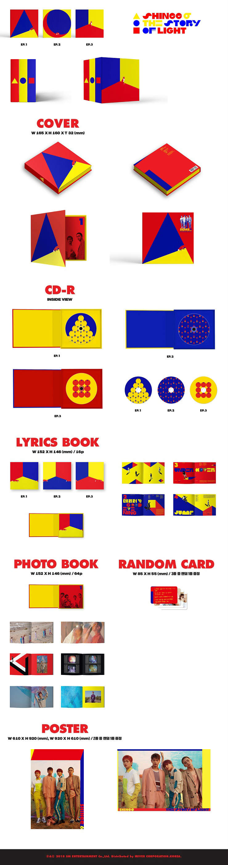 SHINEE - THE STORY OF LIGHT EP 1 | MUSIC KOREA