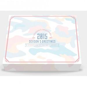 BTS - 2015 SEASON'S GREETING