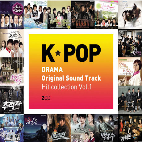 V.A - K-POP DRAMA OST HIT COLLECTION VOL.1