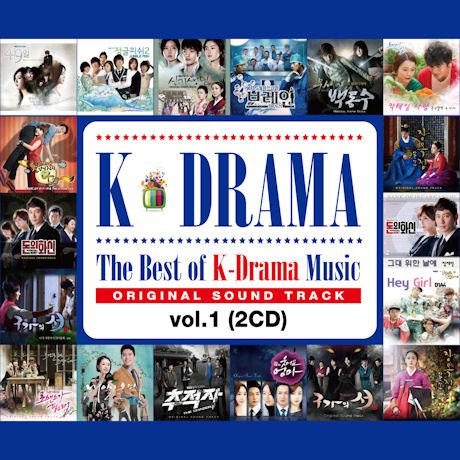 V.A - THE BEST OF K-DRAMA MUSIC VOL.1