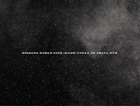 BIGBANG - WORLD TOUR [MADE] FINAL IN SEOUL DVD