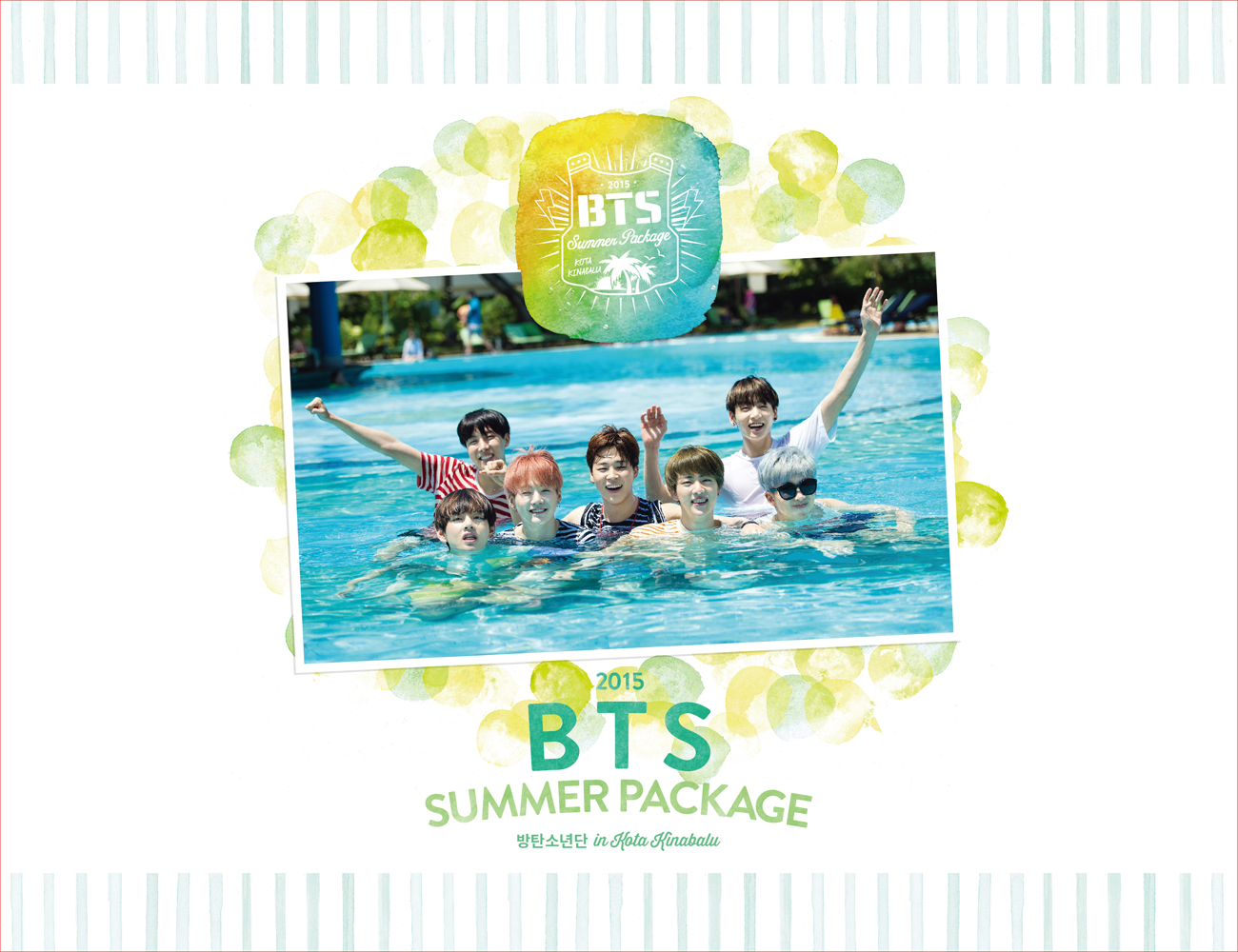 BTS - SUMMER PACKAGE in KOTA KINABALU 2015