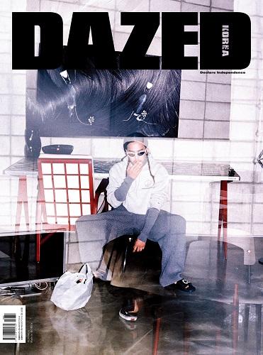 DAZED KOREA 100 X BIGBANG 10 [G-DRAGON]