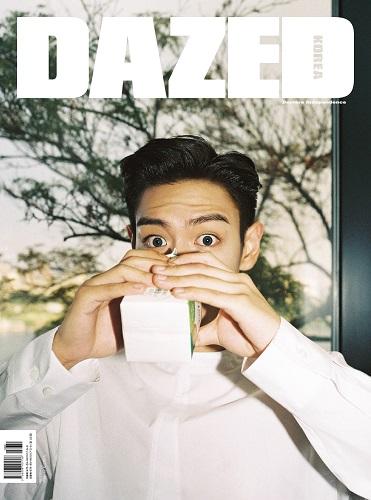 DAZED KOREA 100 X BIGBANG 10 [TOP]