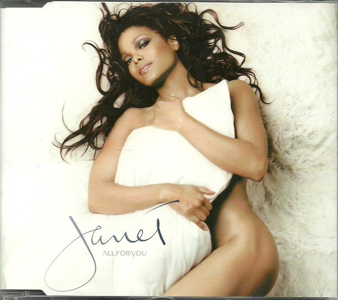 JANET JACKSON - ALL FOR YOU (SINGLE) [NETHERLANDS]