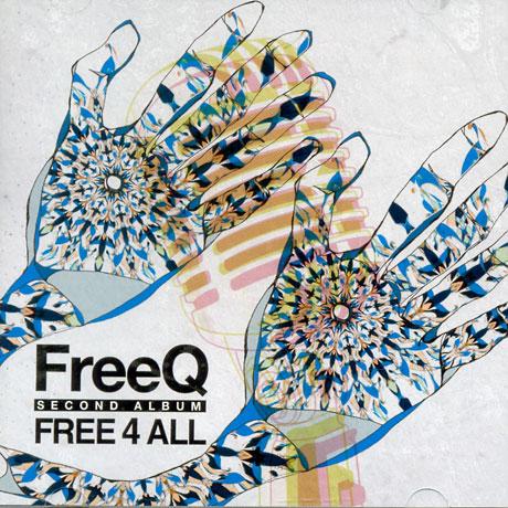 FREEQ(프리큐) - FREE 4 ALL [2ND ALBUM]