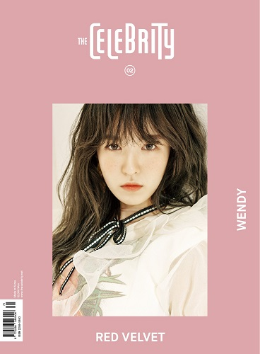 THE CELEBRITY VOL.2 Cover:WENDY
