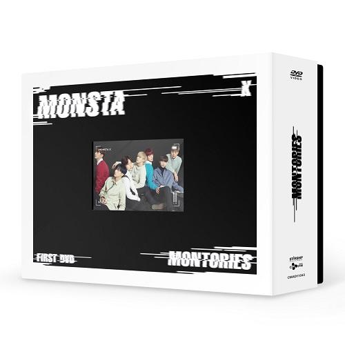 MONSTA X - 1ST DVD MONTORIES | MUSIC KOREA