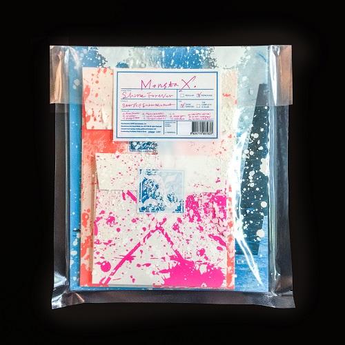 MONSTA X - Vol 1 Repackage SHINE FOREVER [Shine Forever Ver