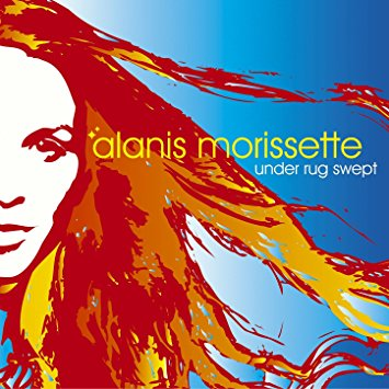 ALANIS MORISSETTE - UNDER RUG SWEPT