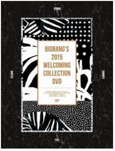 BIGBANG - 2015 WELCOMING COLLECTION DVD