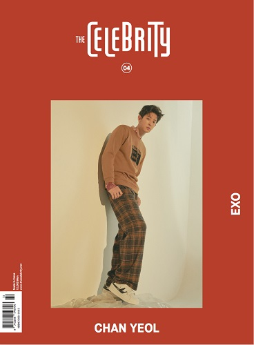 THE CELEBRITY VOL.3 Cover:CHANGYEOL [A Ver.]