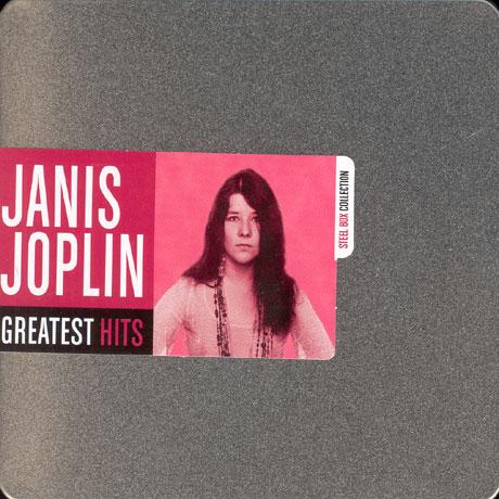 JANIS JOPLIN - GREATEST HITS [THE STEEL BOX COLLECTION] [EU]
