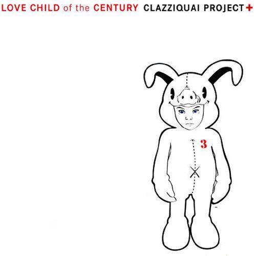 CLAZZIQUAI PROJECT(클래지콰이 프로젝트) -  3집  LOVE CHILD OF THE CENTURY [일반]