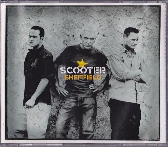SCOOTER - SHEFFIELD