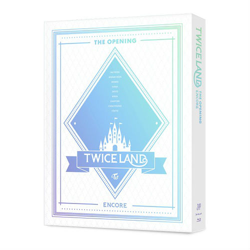TWICE - TWICELAND THE OPENING CONCERT ENCORE Blu-ray