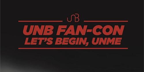 UNB - 2018 Fan-Con LET'S BEGIN, UNME DVD