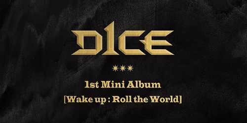 D1CE - WAKE UP : ROLL THE WORLD [White Ver.]