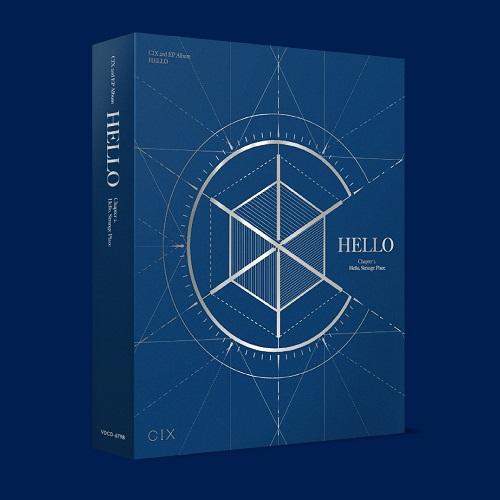 CIX - HELLO Chapter 2. HELLO, STRANGE PLACE [Hello Ver.]
