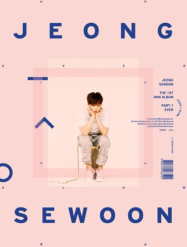JEONG SE WOON - EVER [Glow Ver.]