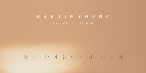 BAE JIN YOUNG - HARD TO SAY GOODBYE