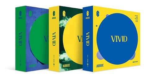 AB6IX - VIVID [D Ver.]