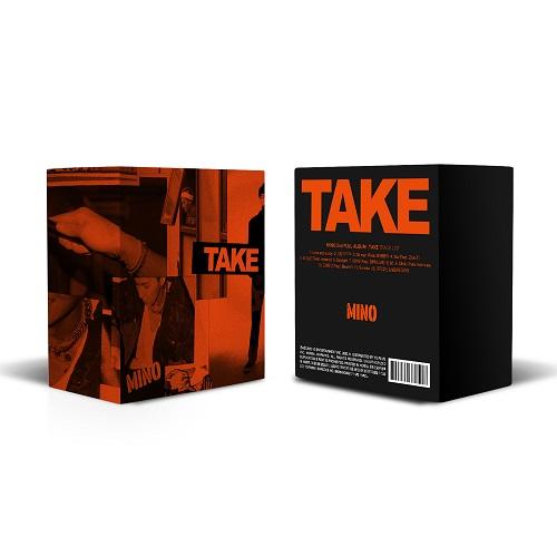 MINO - TAKE [Limited KiT Ver.]