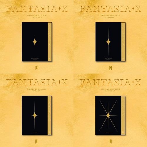 MONSTA X - FANTASIA X [Ver.3]
