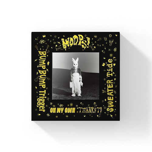 WOODZ(CHO SEUNG YOUN) - WOOPS! [Allergy Ver.]