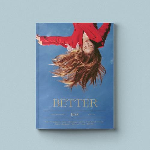 BOA - BETTER [Normal Edition]