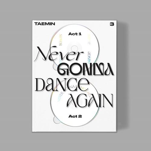 TAEMIN - NEVER GONNA DANCE AGAIN [Extended Ver.]