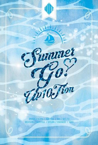 UP10TION - SUMMER GO!