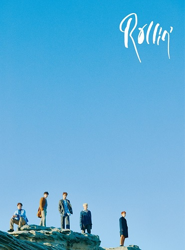 B1A4 - ROLLIN' [Blue Ver.]