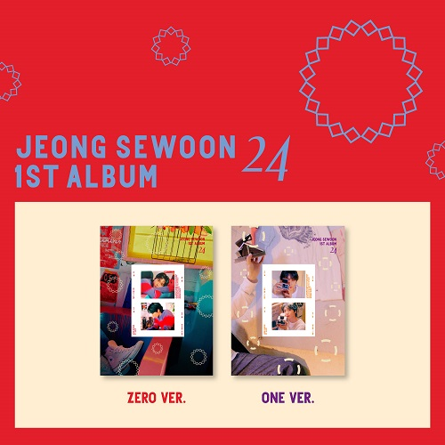 JEONG SE WOON - 24 Part.2 [One Ver.]