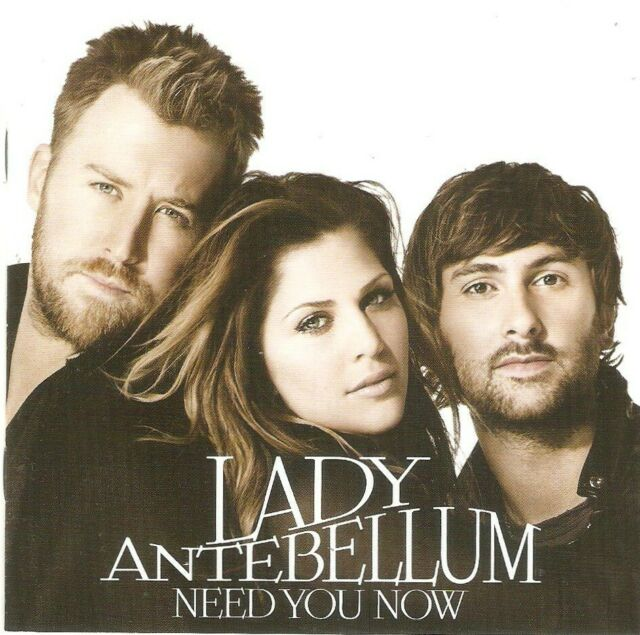 LADY ANTEBELLUM - NEED YOU NOW [수입]