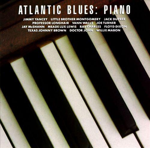 V.A - ATLANTIC BLUES : PIANO