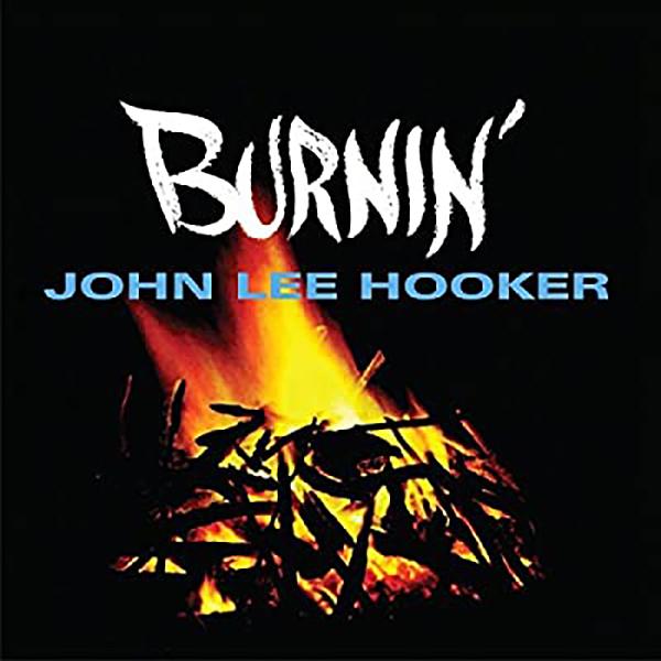 JOHN LEE HOOKER - BURNIN[LP/VINYL] [수입]
