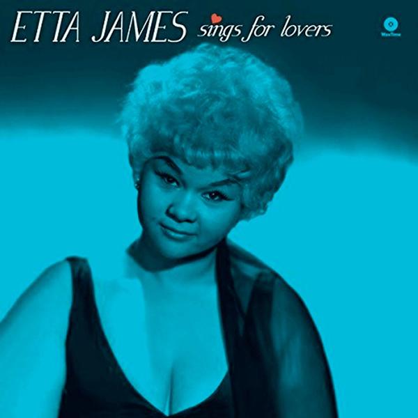 ETTA JAMES - SINGS FOR LOVERS [LP/VINYL] [수입]