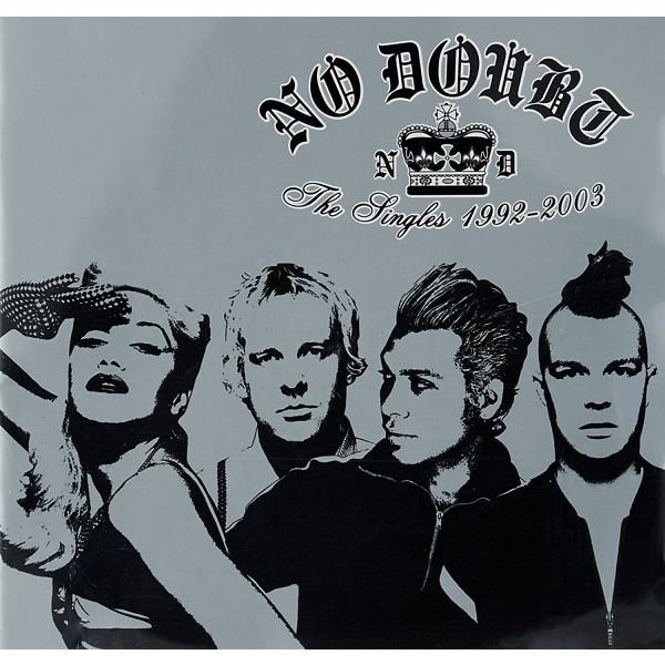 NO DOUBT - SINGLES 1992-03