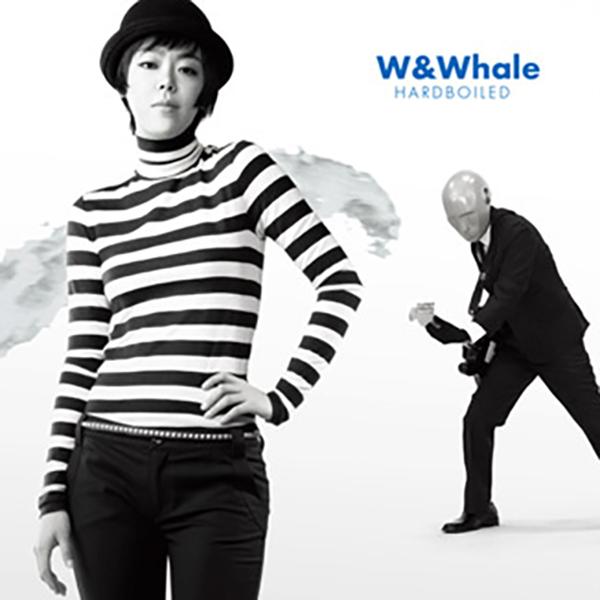W&WHALE(더블유&웨일) - HARDBOILED [LP/VINYL]