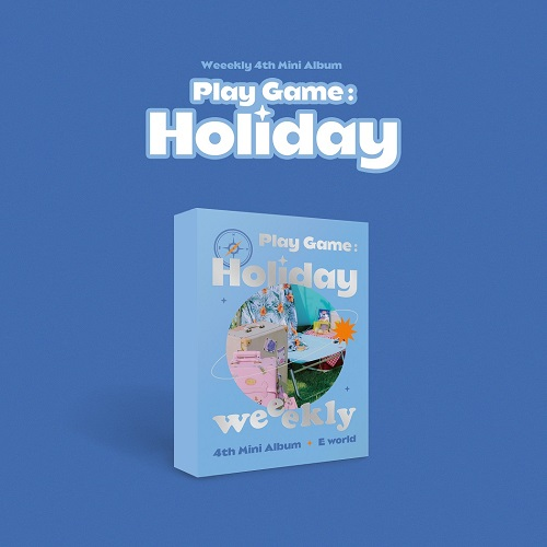 Weeekly - PLAY GAME:HOLIDAY [E world Ver.]