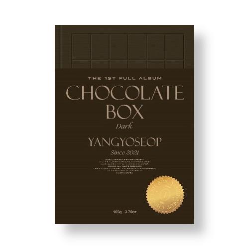 YANG YO SEOP - CHOCOLATE BOX [Dark Ver.]