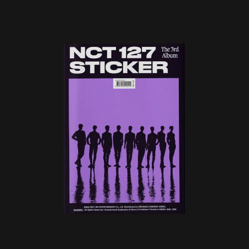 NCT 127 - STICKER [Sticker Ver.]