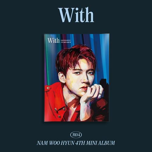 NAM WOO HYUN - WITH [B Ver.]